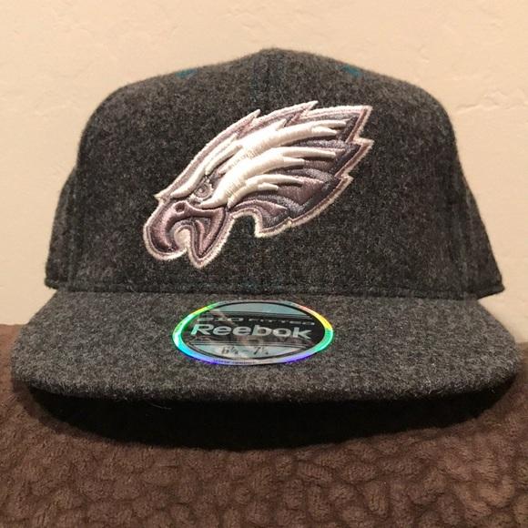 0ab36fc1d NWT Eagles Reebok hat